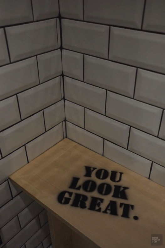 Clin d'oeil amusant dans la douche - The Anndore House - 12 Hôtels à Toronto - Amérique du Nord, Canada, Ontario