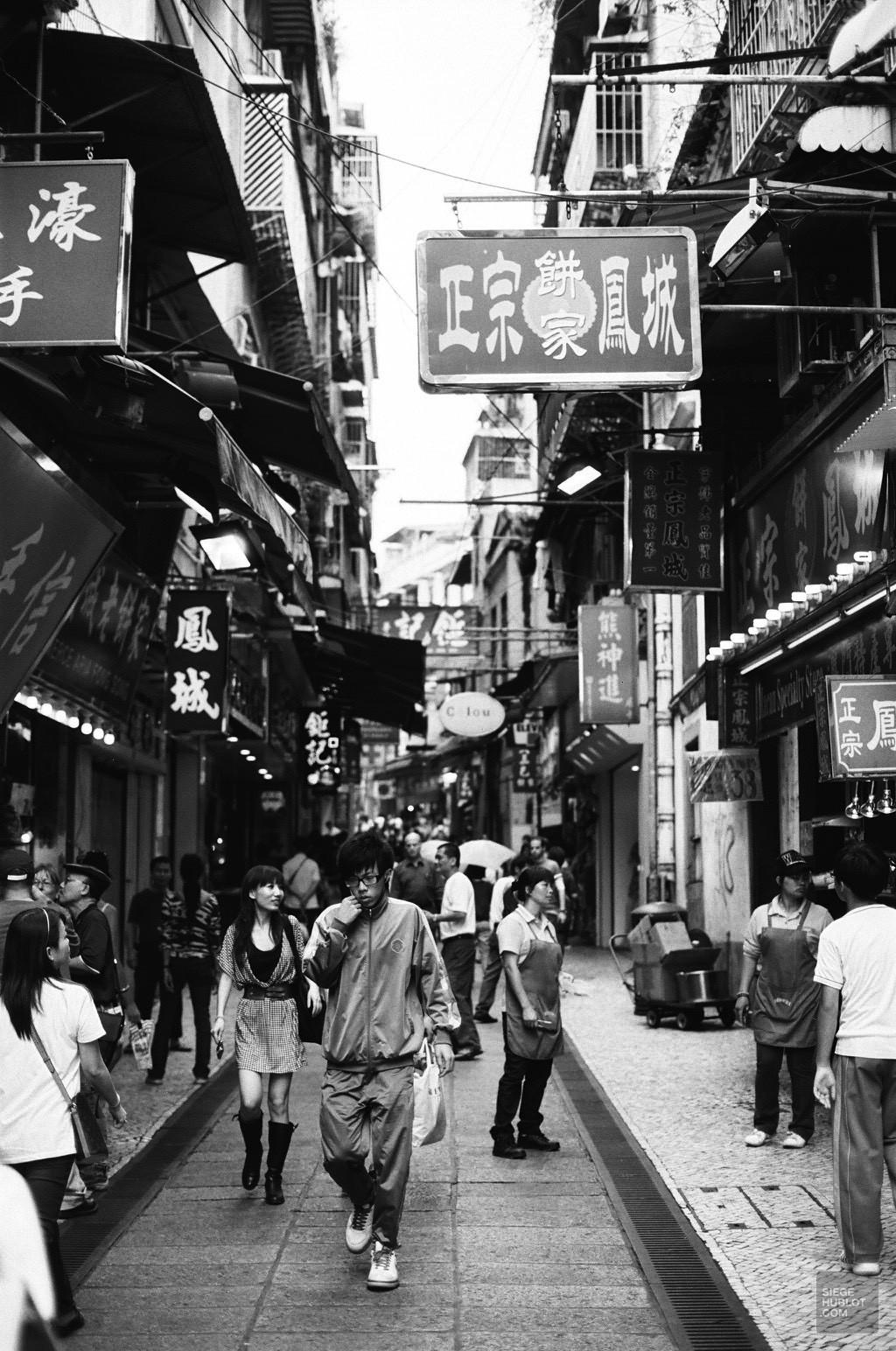 Les Macanais - Un peu de démographie - Découvrir Macao - Destination, Asie, Chine