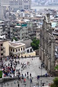Ruines de Saint-Paul - Le centre historique - Découvrir Macao - Destination, Asie, Chine