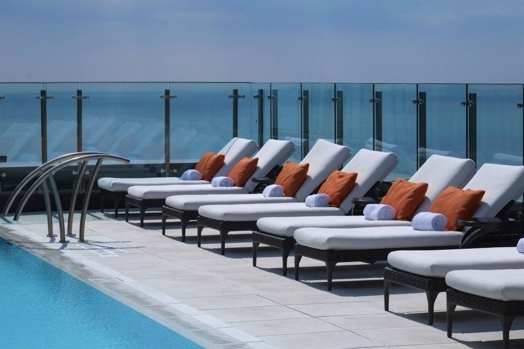 Superbe piscine - Hotel X - 12 Hôtels à Toronto - Amérique du Nord, Canada, Ontario