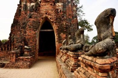 Ruines sacrées - Et quoi d'autre? - Le parc historique d'Ayutthaya - Destination, Asie, Thaïlande