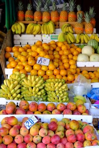 Fruiterie - Les marchés - Tout ça à Guadalajara - Destination, Amérique du Nord, Mexique