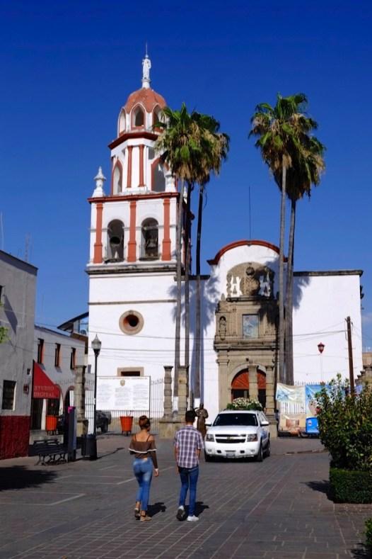 Parroquia de San Pedro Apostol - Village de Tlaquepaque - Tout ça à Guadalajara - Destination, Amérique du Nord, Mexique