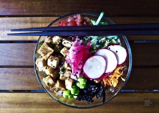 Poke bowl - Somewhere Over The Rainbow - 12 Restos Coups de Coeur à DaNang - Destination, Asie, Vietnam, Restos