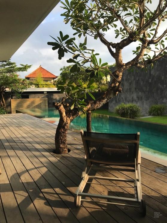 Chaise longue - Service et confort - Vivre le rêve à Bali - Asie, Indonésie, Hôtels