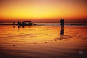 Coucher de soleil - À quelques minutes - Vivre le rêve à Bali - Asie, Indonésie, Hôtels