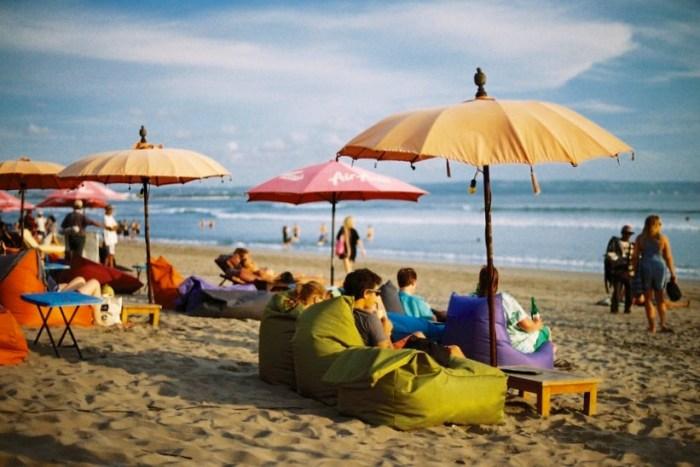 Plage - À quelques minutes - Vivre le rêve à Bali - Asie, Indonésie, Hôtels