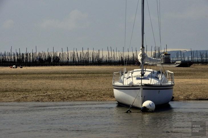 Les bateaux - Cap-Ferret et le bassin d'Arcachon - Destination Nouvelle-Aquitaine - France, Europe