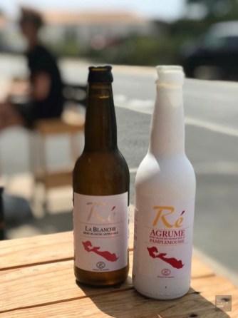 Bières artisanales - Ile de Ré - Destination Nouvelle-Aquitaine - France, Europe
