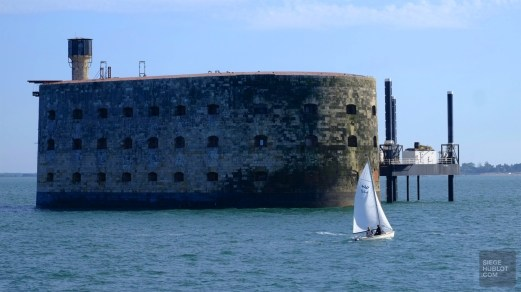 Fort Boyard - La Rochelle - Destination Nouvelle-Aquitaine - France, Europe