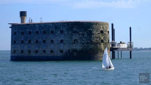 Fort Boyard - La Rochelle - Destination Nouvelle-Aquitaine - France, Europe