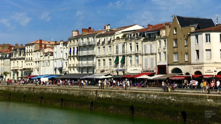 Quai Duperré - La Rochelle - Destination Nouvelle-Aquitaine - France, Europe