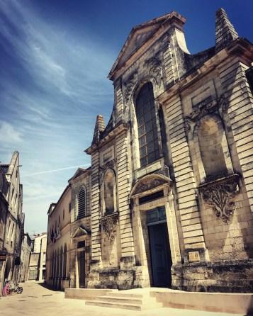 Temple du culte réformé - La Rochelle - Destination Nouvelle-Aquitaine - France, Europe