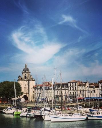 Tour de la Grosse Horloge - La Rochelle - Destination Nouvelle-Aquitaine - France, Europe