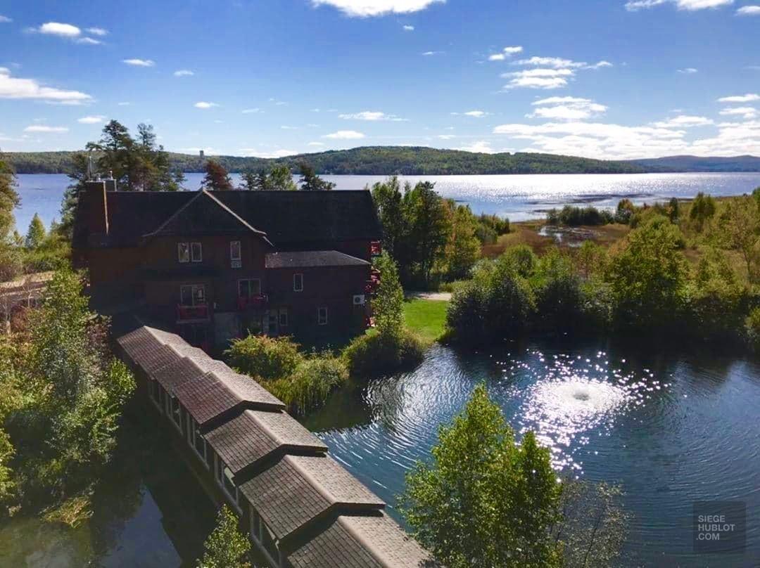 L'Auberge du Lac Taureau - rode-trip, quebec, lanaudiere, hotels, canada, amerique-du-nord, a-faire