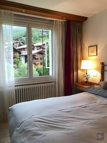 Chambre hôtel - Hôtel Eden - Zermatt, la quintessence de la Suisse - Europe, Suisse
