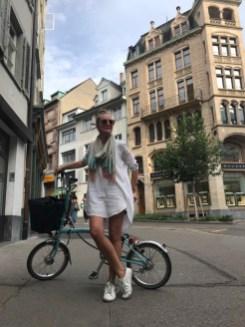 Les bicyclettes - Un transport public extrêmement efficace - Bâle, une ville au coeur de trois pays - Destination, Europe, Suisse