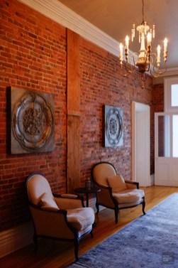 Couloir du 2e étage - L'Expérience - Le Manoir Maplewood - Amérique du Nord, Canada, Québec, Cantons-de-l'Est, Hôtels