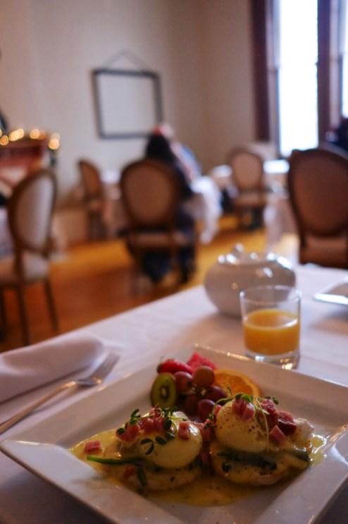 Le petit-déjeuner - Les Forfaits - Le Manoir Maplewood - Amérique du Nord, Canada, Québec, Cantons-de-l'Est, Hôtels