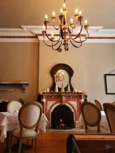 La salle à diner - Les Forfaits - Le Manoir Maplewood - Amérique du Nord, Canada, Québec, Cantons-de-l'Est, Hôtels