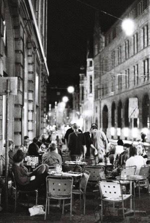 Les terrasses - Faire les boutiques - Bâle, une ville au coeur de trois pays - Destination, Europe, Suisse