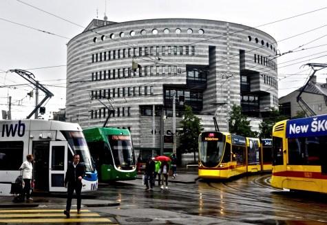 Tramway - Un transport public extrêmement efficace - Bâle, une ville au coeur de trois pays - Destination, Europe, Suisse