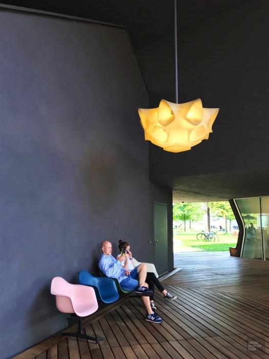 Vitra campus - Une place importante pour l'Art et la Culture - Bâle, une ville au coeur de trois pays - Destination, Europe, Suisse
