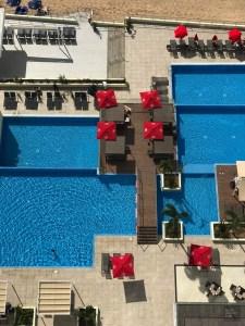 Vue du 17e étage - Les chambres - Boutique hôtel à Mazatlan - Amérique du Nord, Mexique