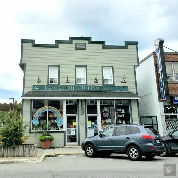Librairie - La Vallée-de-l'Or - Une virée en Abitibi-Témiscamingue - Amérique du Nord, Canada, Québec