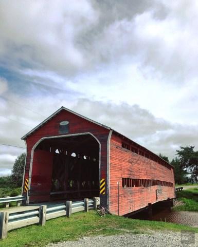 Pont Champagne - Amos - Une virée en Abitibi-Témiscamingue - Amérique du Nord, Canada, Québec