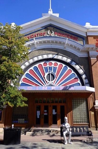 Théâtre Princesse - La région - Un épicurien à Rivière-du-Loup - Amérique du Nord, Canada, Québec, Bas St-Laurent