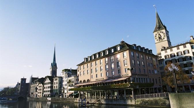 Zurich - Un café à la Jura, l'excellence à la Suisse! - Europe, Suisse