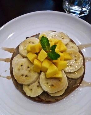 Crêpe aux bananes - Et plus encore! - Les meilleurs restaurants végétariens - Vietnam, Asie