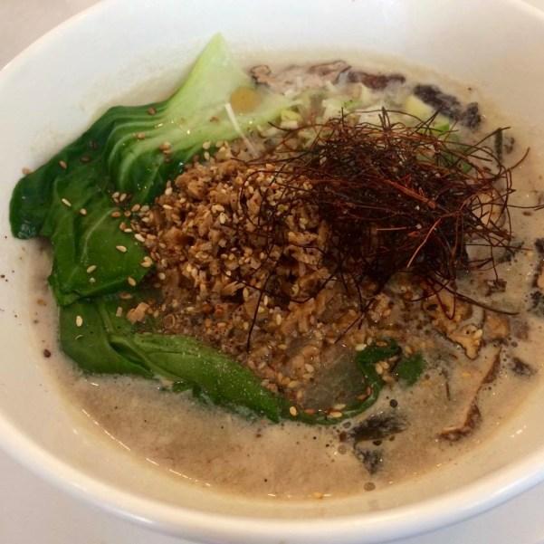 Excellent bouillon - The Vegan Ramen - Les meilleurs restaurants végétariens - Vietnam, Asie