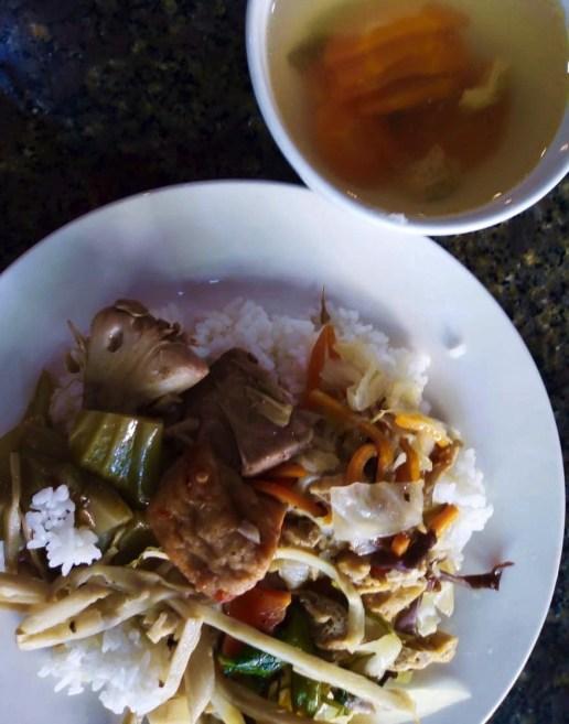 Assiette assortie - Quán Chay Ngoc Chi - Les meilleurs restaurants végétariens - Vietnam, Asie