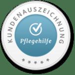 Siegel von BEIX Pflege GmbH bei pflegehilfe.org