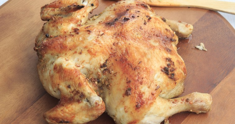 The Best Roast Chicken