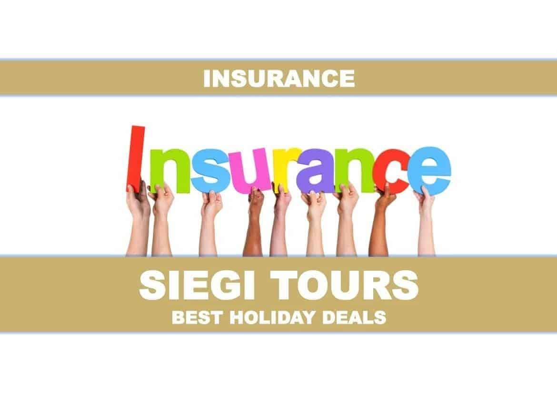 Siegi Tours Travel Insurance