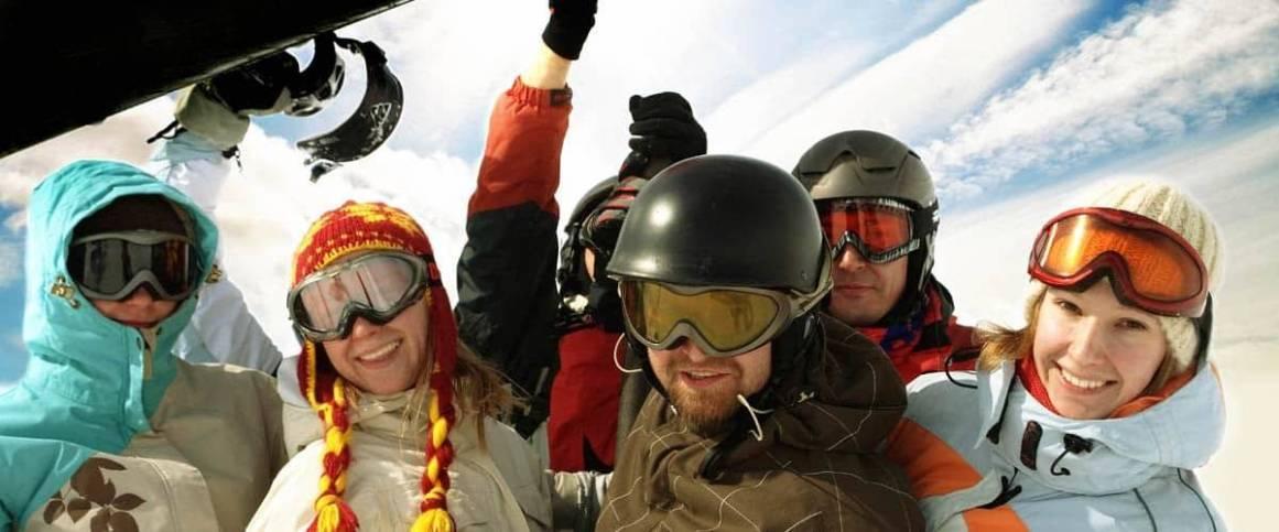 group ski holiday siegi tours austria