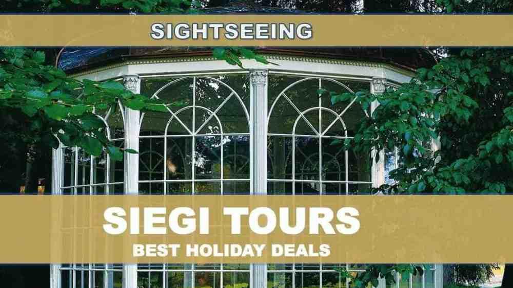 Hellbrunn Palace Trick Fountains Zoo Salzburg Sightseeing Siegi Tours