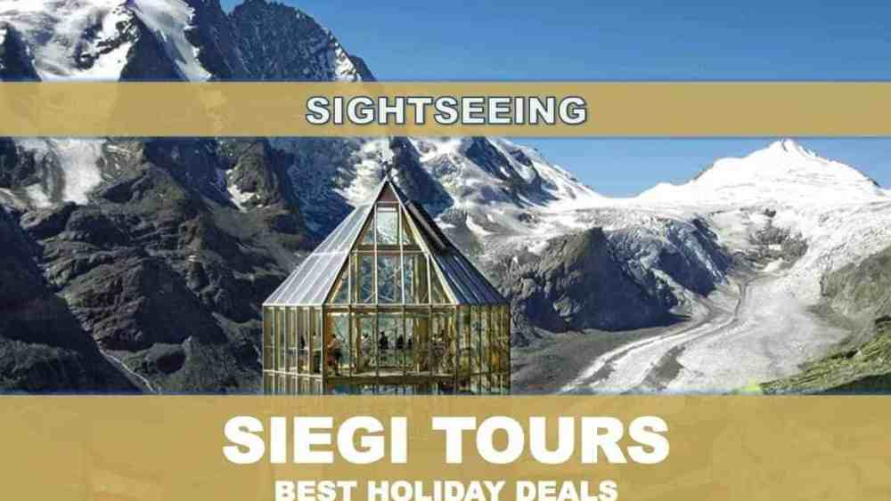 Siegi Tours Grossglockner High Alpine Road Sightseeing