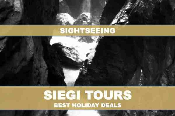 Liechtenstein Gorge Siegi Tours Sightseeing Holiday Salzburg