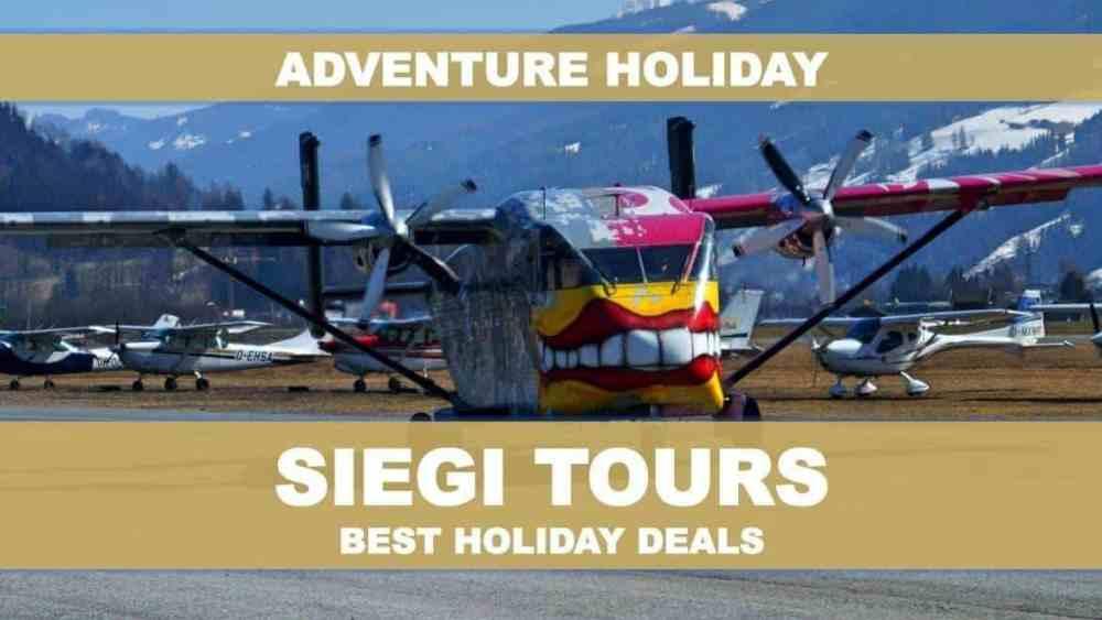 Skydiving in Salzburg Siegi Tours Adventure