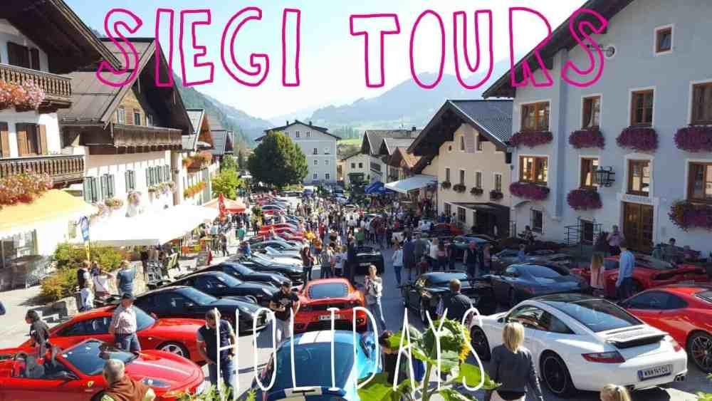 Super Sport Cars Rental Salzburg Siegi Tours