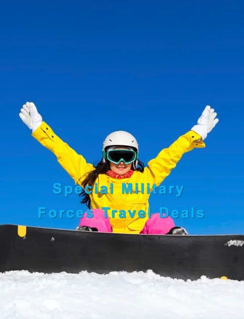Military Vacation Deals >> Book Special Military Forces Travel Deals Siegi Tours Ski