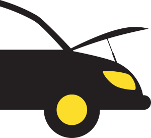 Samochód - ikonka