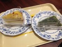子連れカフェでケーキ食べるならドトールが安い!さつまいものタルトが美味しい