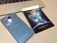 Android One(507sh)を使ってみた感想。カメラが残念だけどそれ以外は満足