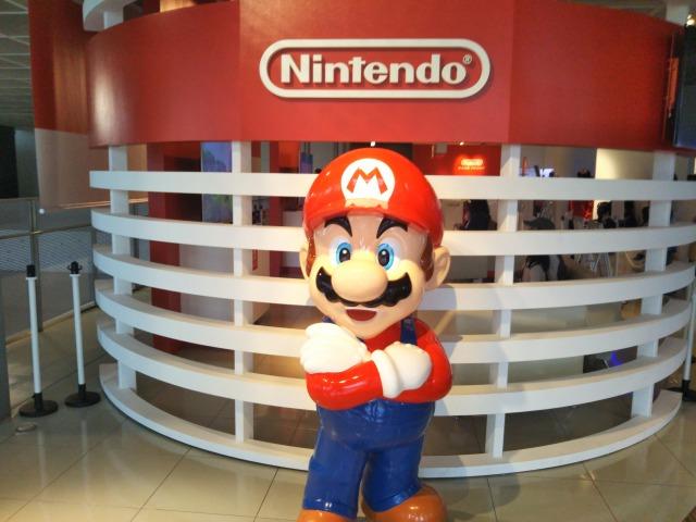 パナソニックセンターのRiSuPiaとGAME FRONTは無料で子供が遊べる!