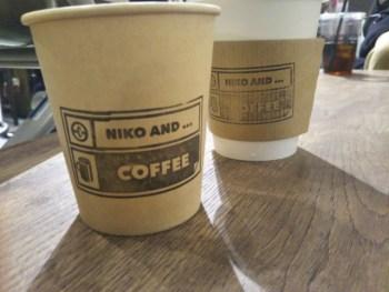 イオンレイクタウンでカフェ難民にならないために。niko and…がおすすめ